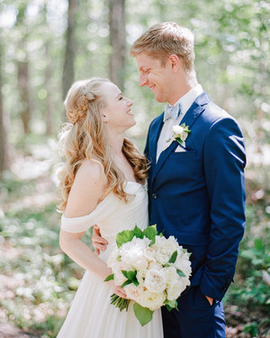 A Summery, Lakeside Wedding in Michigan
