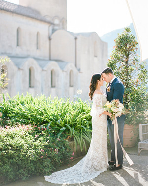 A Stunning Destination Elopement in Ravello, Italy