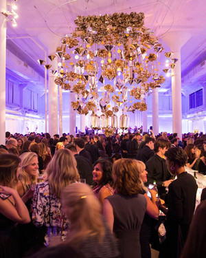 The Guest List: Martha Stewart Weddings Bridal Fashion Week Party 2015!
