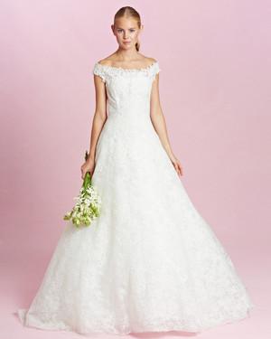 Oscar de la Renta Fall 2015 Bridal Collection