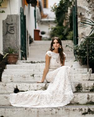 Tara Lauren Spring 2017 Wedding Dress Collection
