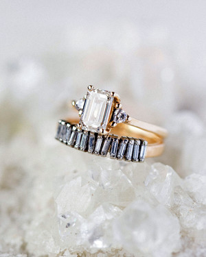 34 Elegant Emerald-Cut Engagement Rings