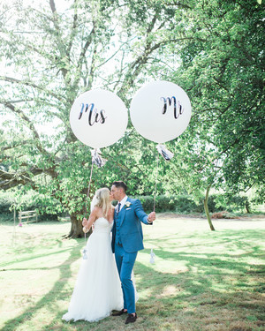 Our Favorite Ways to Use Balloons Throughout Your Wedding