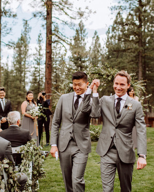 This Natural California Wedding Will Make You Want to Plan Your Own Outdoor Celebration