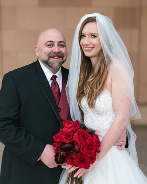 "Exclusive: See ""Ace of Cakes"" Star Duff Goldman's Wedding Photos"