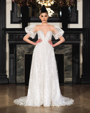 Ines di Santo Spring 2019 Wedding Dress Collection