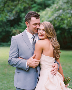 A Charming Hometown Wedding for Irby and Adam