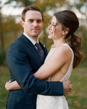 A Botanical-Themed Fall Wedding in Virginia