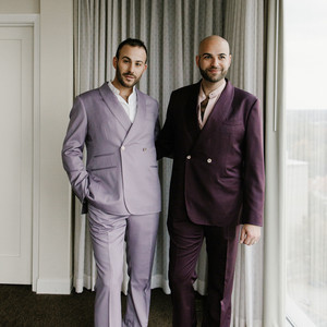micah jason wedding grooms same sex jewish