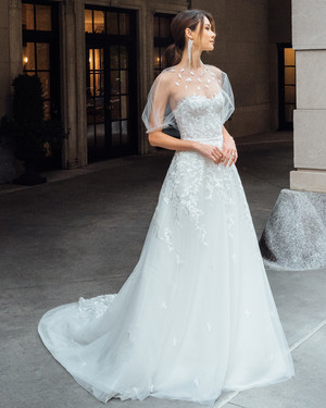 Mira Zwillinger Fall 2019 Wedding Dress Collection