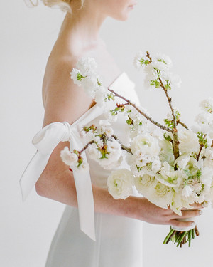 Modern Wedding Bouquets for the Nontraditional Bride