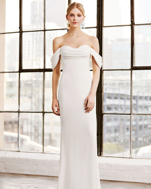 Tadashi Shoji Spring 2019 Wedding Dress Collection