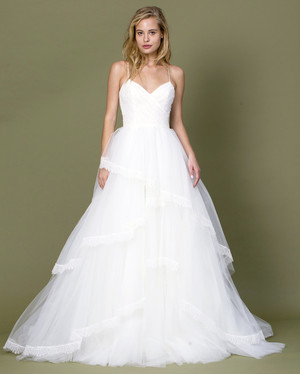 Nude Wedding Dresses 80 Fresh Christos Fall Wedding Dress