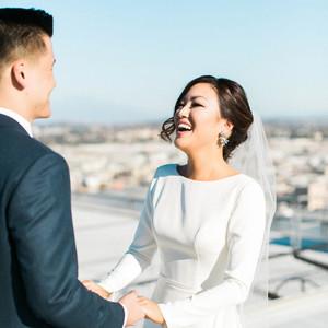 boat neck wedding dresses ruth eileen