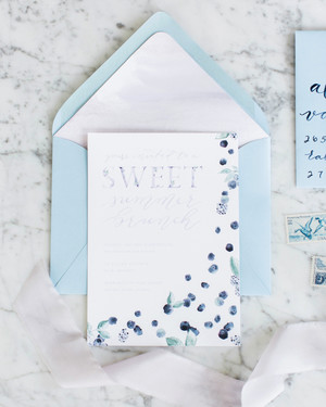 How to Word Your Bridal Shower Invitations, According to the Pros
