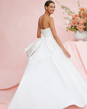 Carolina Herrera Fall 2020 Wedding Dress Collection