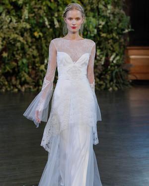 Claire Pettibone Fall 2015 Bridal Show
