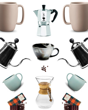 22 Wedding Gift Ideas For Coffee