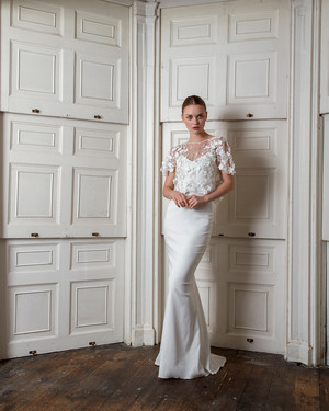 Halfpenny London Fall 2019 Wedding Dress Collection