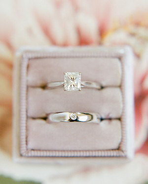White Gold Engagement Rings We Love