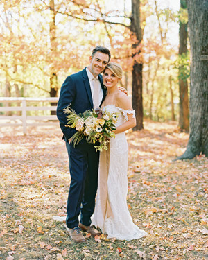 A Refined, Rustic Nashville Wedding