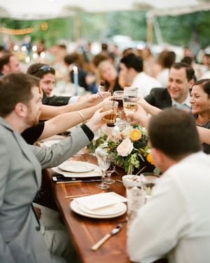 The etiquette of wedding rehearsal dinners martha stewart weddings your wedding guest etiquette questions answered junglespirit Images