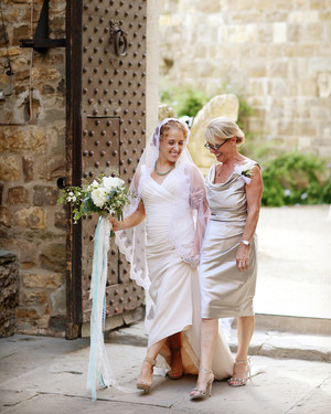 9d4c1f3769e Mother-of-the-Bride Dresses That Wowed at Weddings