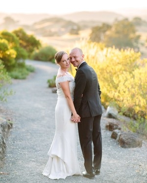 A Colorful, Mediterranean-Inspired Wedding in California