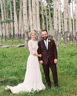 A Bohemian Wedding in Telluride, Colorado