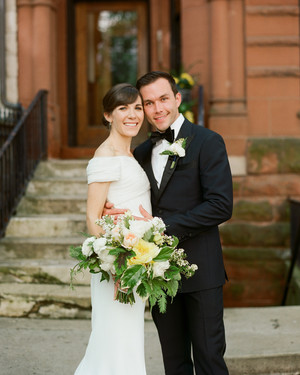 An Understatedly Elegant Wedding in Chicago