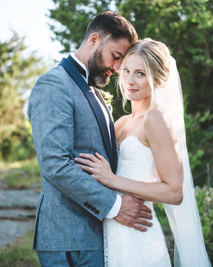 A Boho Wedding on a Private Island in Connecticut