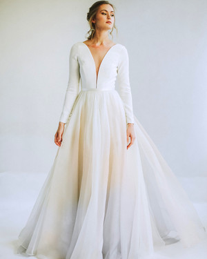 Leanne Marshall Spring 2020 Wedding Dress Collection