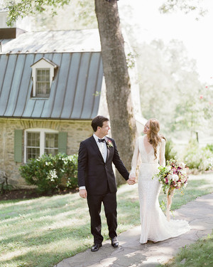A Truly Personalized Virginia Wedding