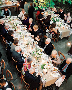 Your Wedding Reception Etiquette Questions, Answered
