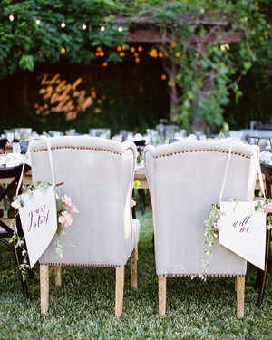 24 Ways to Decorate Your Wedding with Banners