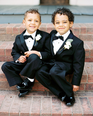23 Ideas for Your Ring Bearer's Boutonnière
