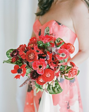 22 Beach Wedding Bouquets You'll Love