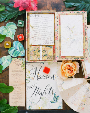 These Are the Wedding Stationery Trends Experts Expect to See in 2019