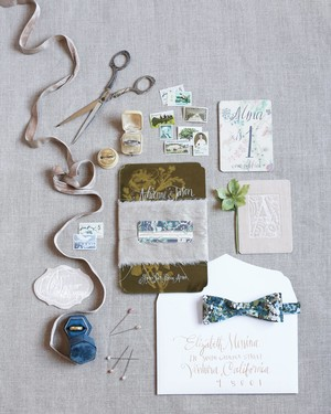29 ideas for unique wedding invitations martha stewart weddings vintage wedding invitations stopboris