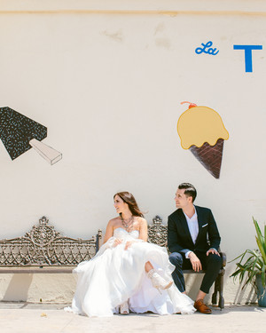 Ali and Jess's Intimate Cabo Wedding