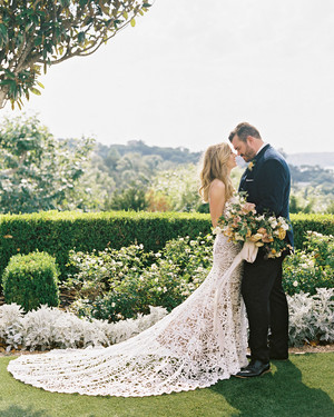 A Romantic, Italian-Inspired Wedding in Texas