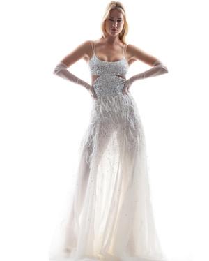Houghton Spring 2018 Wedding Dress Collection