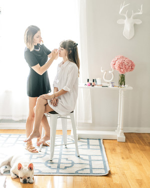 Margo and Me Blogger Jenny Bernheim's Top Tips for Your Wedding Hair and Makeup Trials