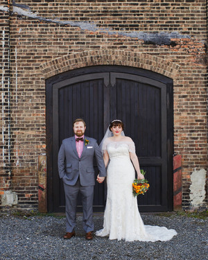 Lauren and Jake's Flavorful Fall Wedding in Upstate New York