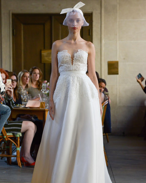 Lela Rose Fall 2017 Wedding Dress Collection