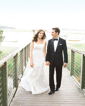 A Classic Lowcountry South Carolina Wedding For Two New Yorkers