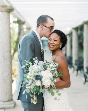 A Classic Garden Wedding in the Heart of Richmond, Virginia