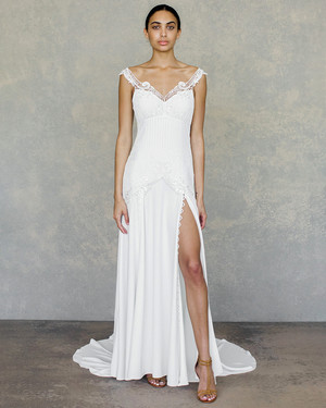 Claire Pettibone Spring 2019 Wedding Dress Collection