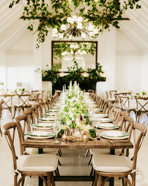 A Camp-Themed Wedding in Montauk, New York