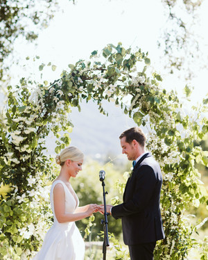 An Outdoor Spring Wedding in Ojai, California